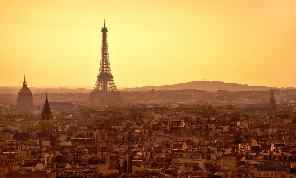 Paris Sundowner, Spotlight Europe