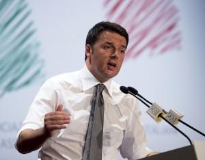 Italian Prime MInister Matteo Renzi, Spotlight Europe