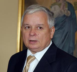 Lech Kaczyński, Spotlight Europe