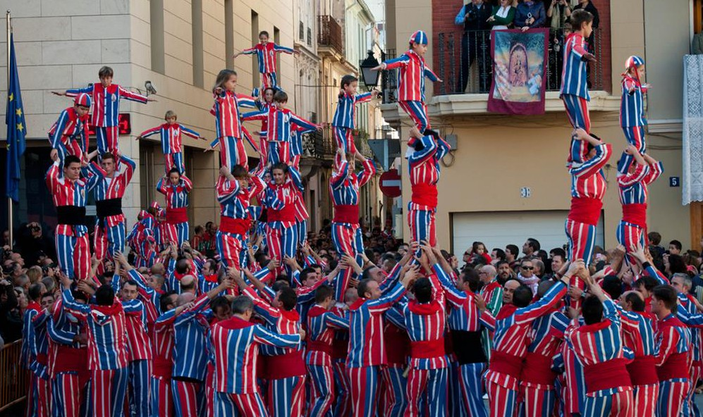 Traditional parade, Spotlight Europe
