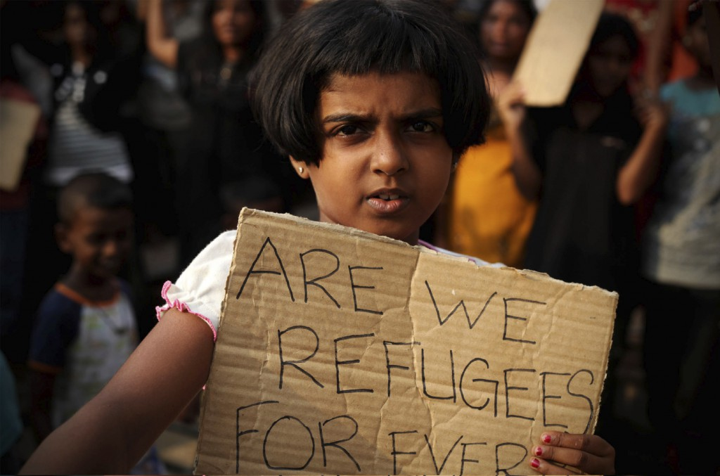 Are we refugees forever